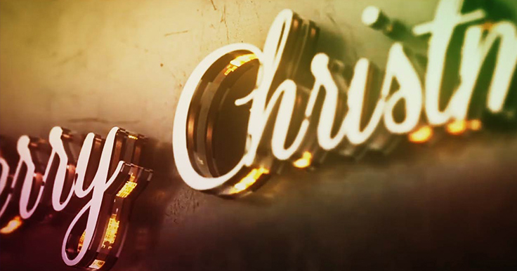 Create Glossy Animated 3D Text Using Element 3D