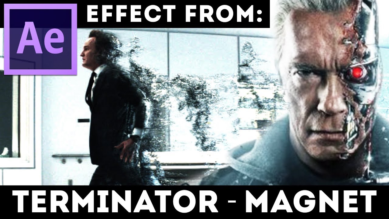 Learn How To Create This Magnet Effect From Terminator Genisys