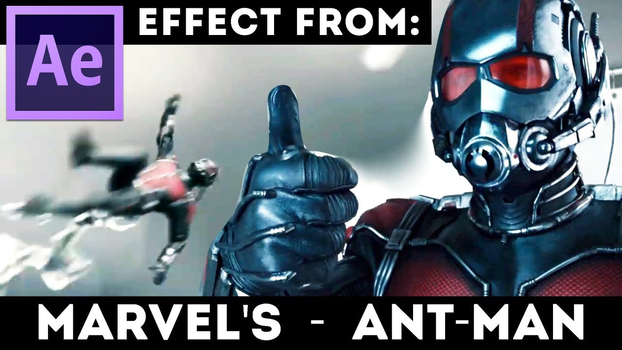 Create This Amazingly Realistic Ant-Man Shrink Effect