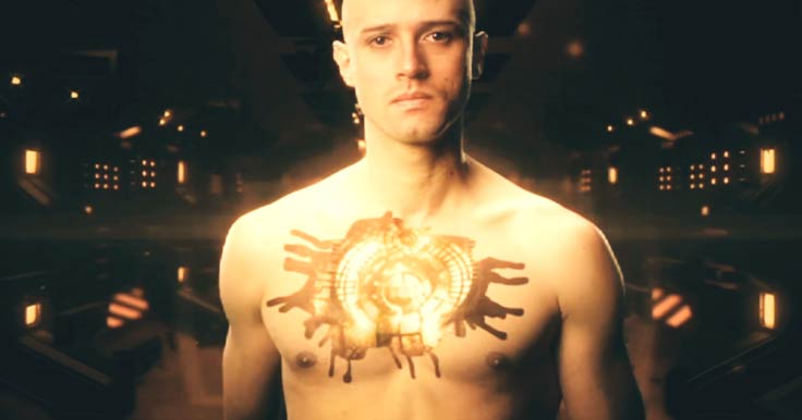 Create This Amazing Glowing Tattoo Effect Using Mocha And The Puppet Tool