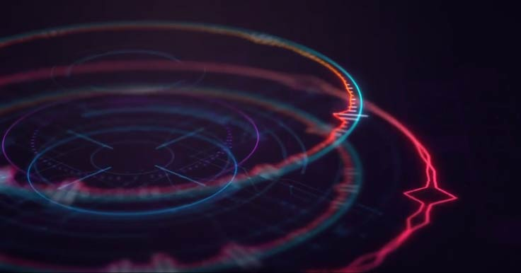 Create This Beautiful Audio Waveform Visualizer Without Any Plugins
