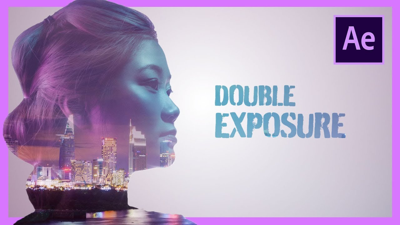 Learn How To Create This Beautiful Double Exposure Effect
