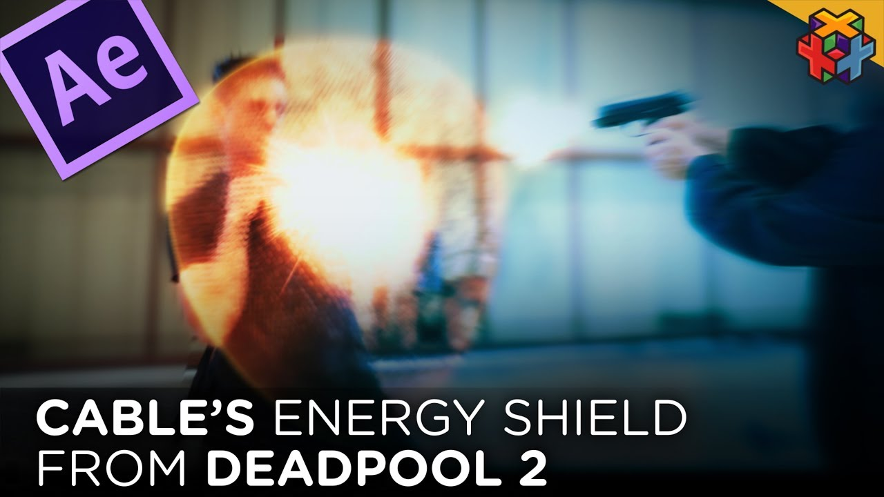 Learn How To Re-Create Cable's Energy Shield From Dead Pool 2