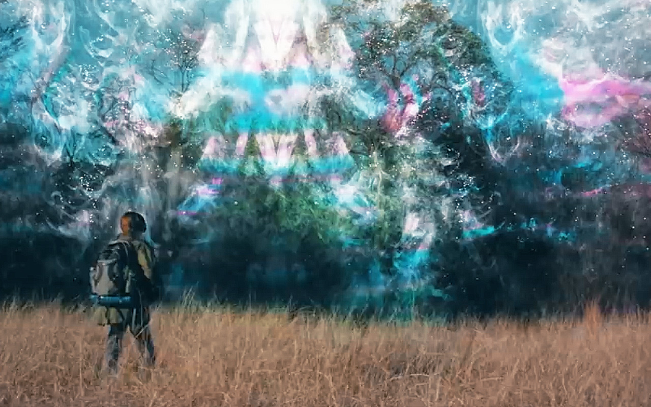 "Create This Alien Forcefield Like The Movie ""Annihilation"""