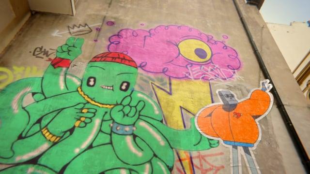 "Coca-Cola ""Mural"" by Psyop"
