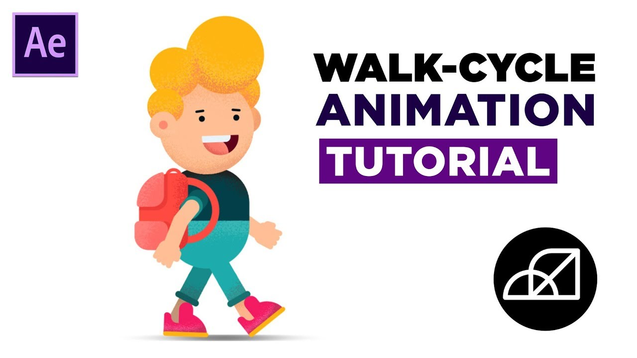 Create This Simple Character Walk Cycle Without Any Plugins