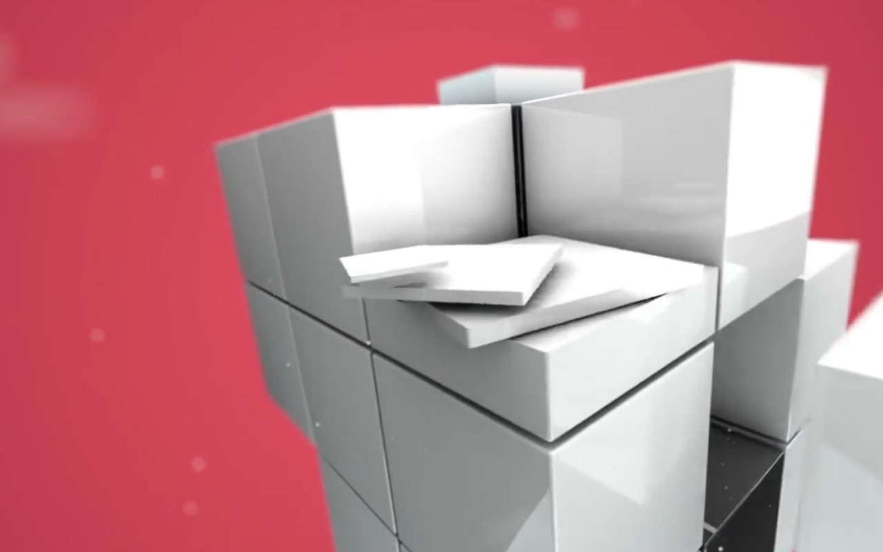 Create This Abstract Cube Animation Using After Effects And C4D