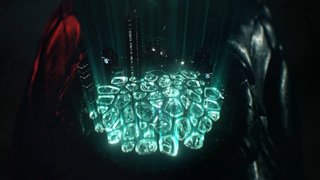 Netflix's Altered Carbon Title Sequence