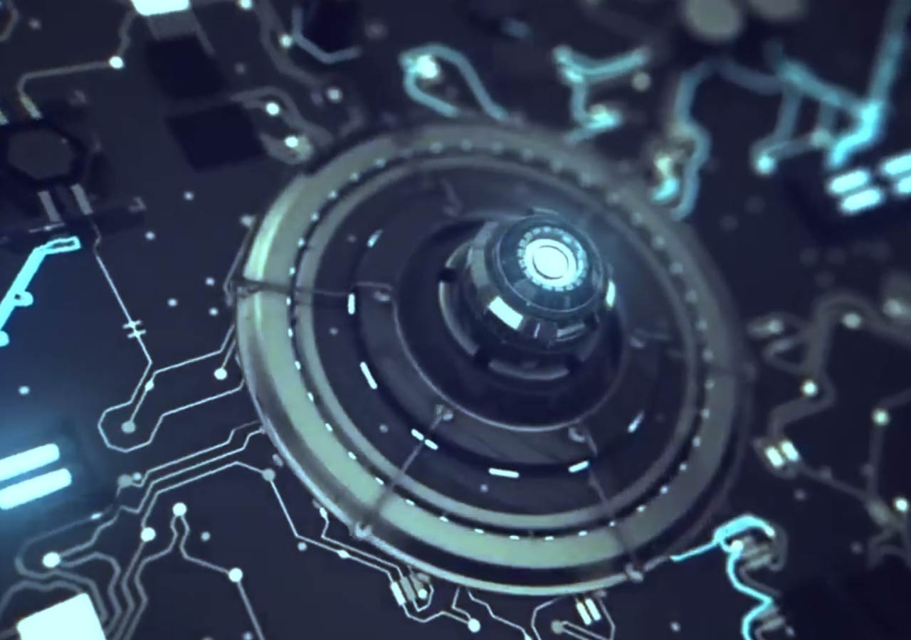 Create This Detailed Circuit Board Using Element 3D