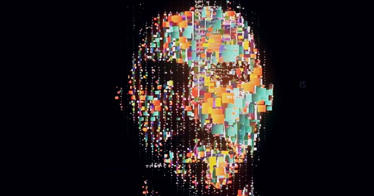 Learn How To Create This Colorful Face Glitch Effect