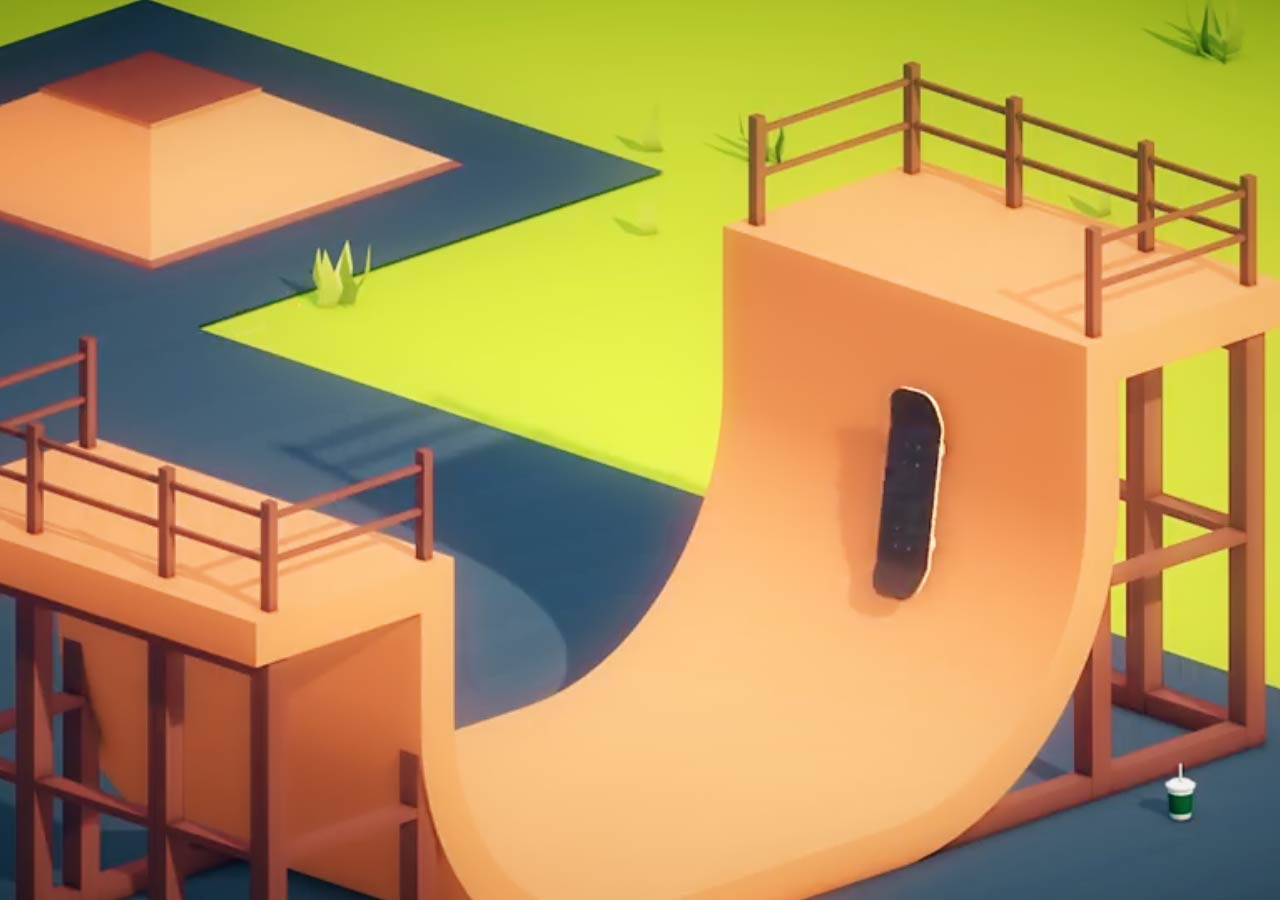 Learn How To Model And Animate A Skate Park Using C4D
