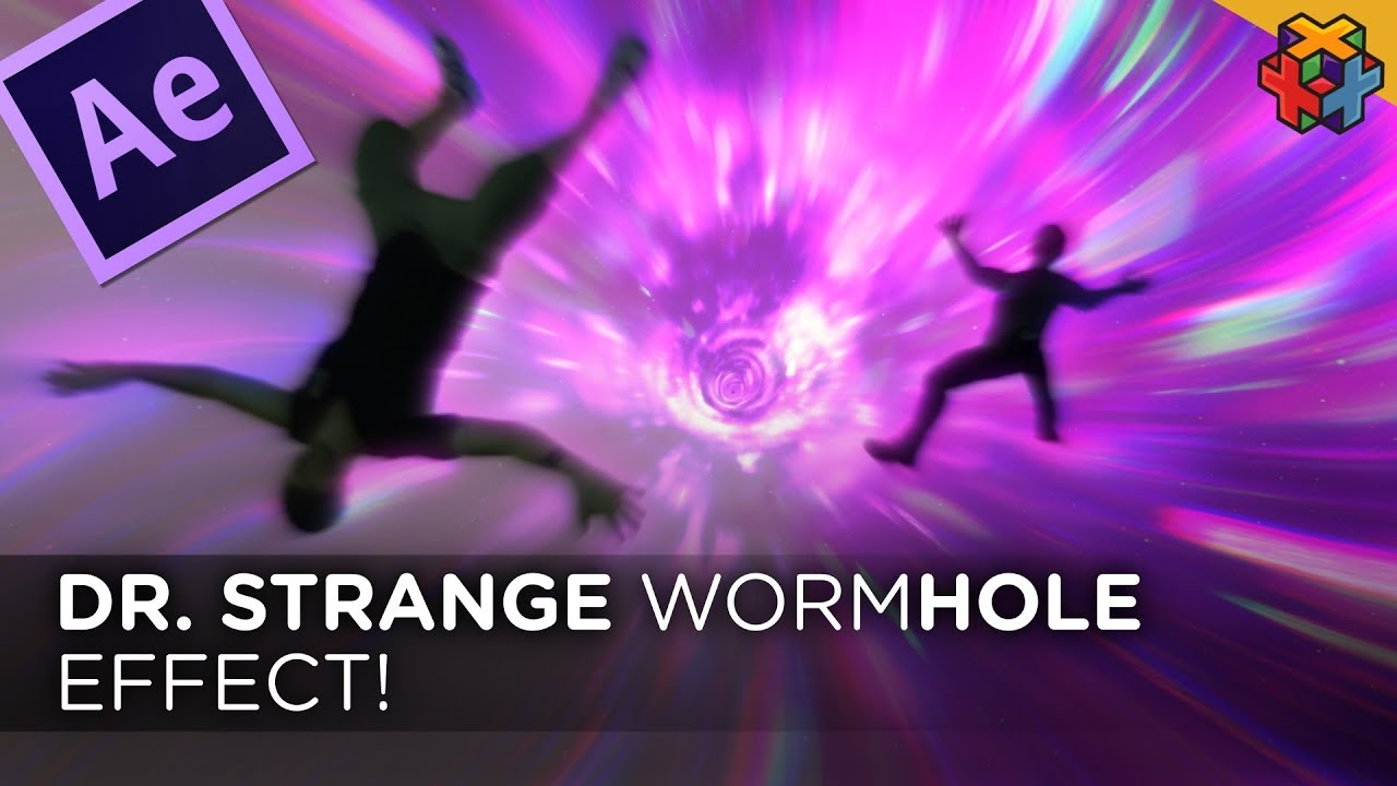 Learn How To Create This Wormhole Effect From Doctor Strange