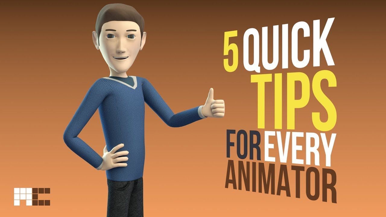 5 Things Every Animator Should Know And Understand