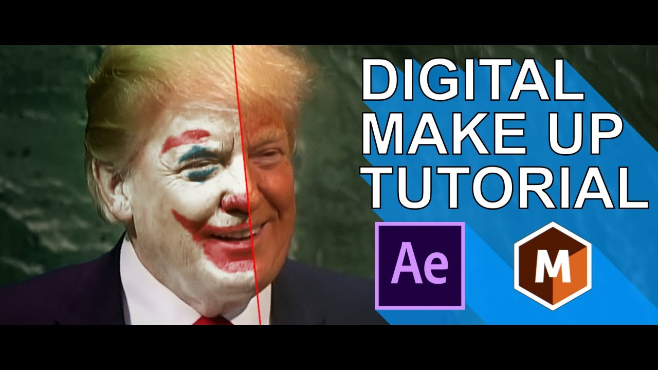 Learn How To Create Digital Makeup – Face Tracking