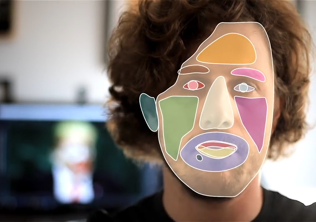 Learn How To Create Digital Makeup - Face Tracking