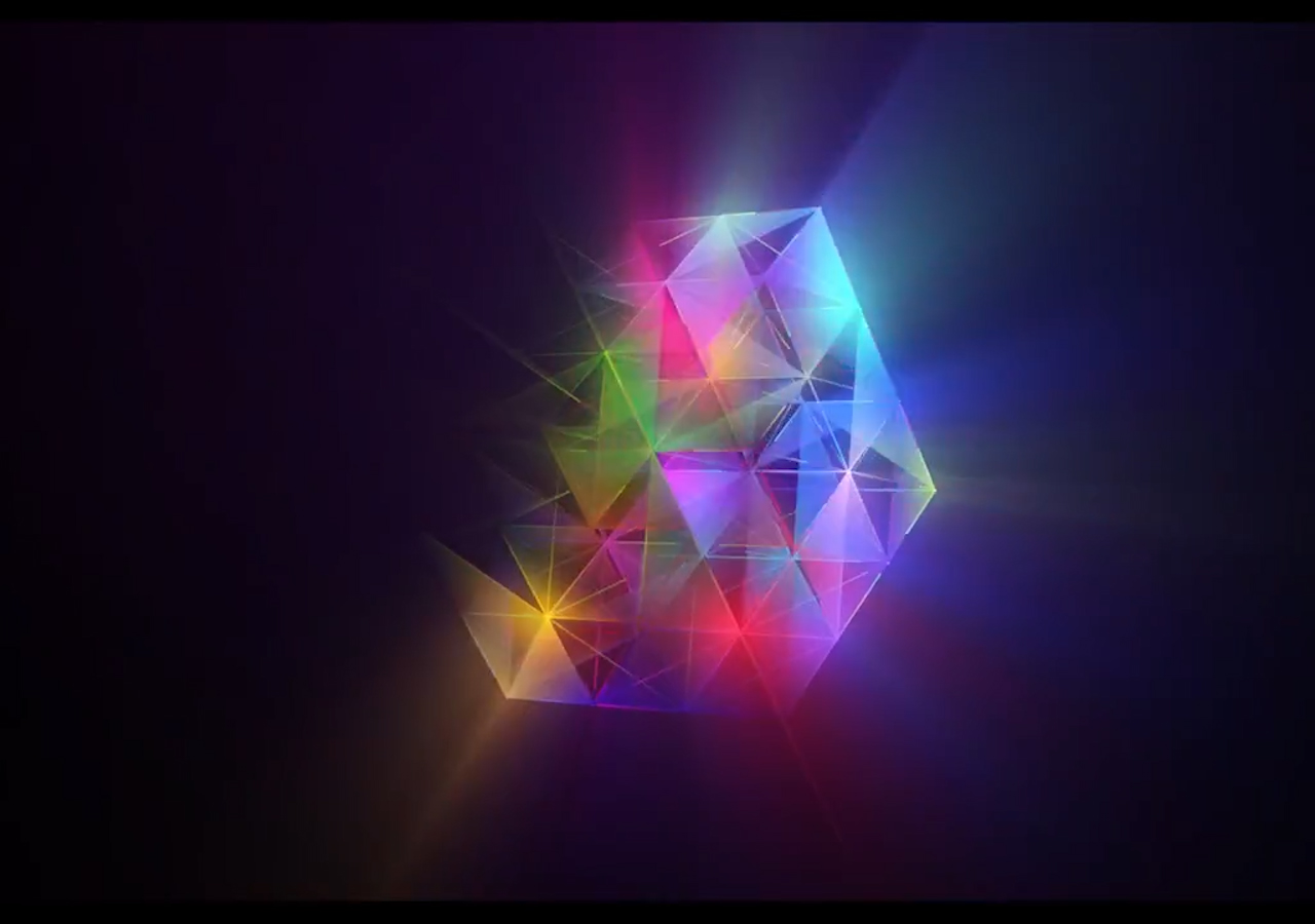 Create This Colorful Audio Spectrum Cube Using Plexus