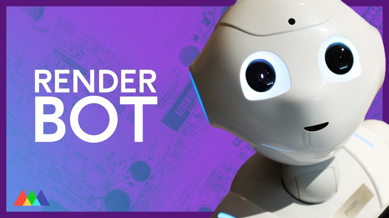 How To Create A Render Bot - Templater Tutorial