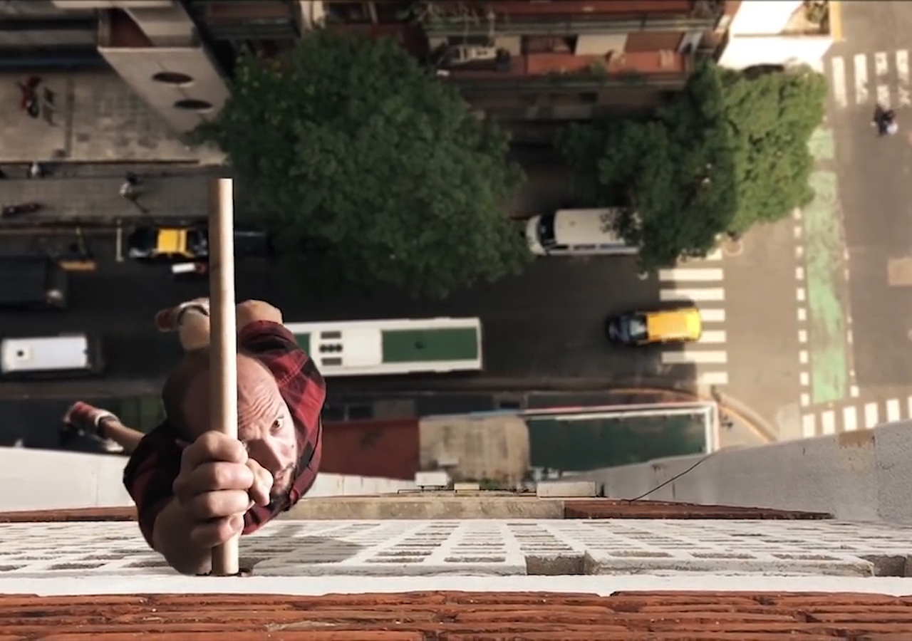 How To Hang From A Ledge Using Green Screen And After Effects