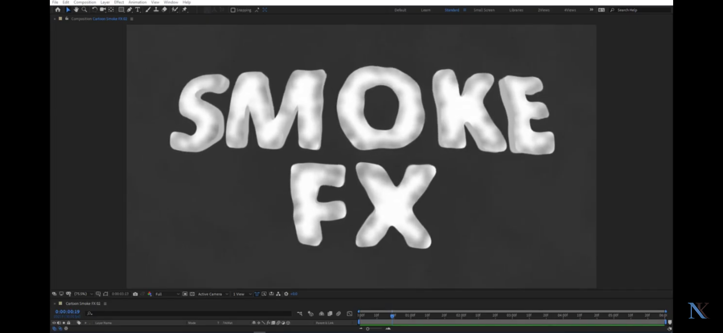 Learn How To Create Cartoon Smoke Effects