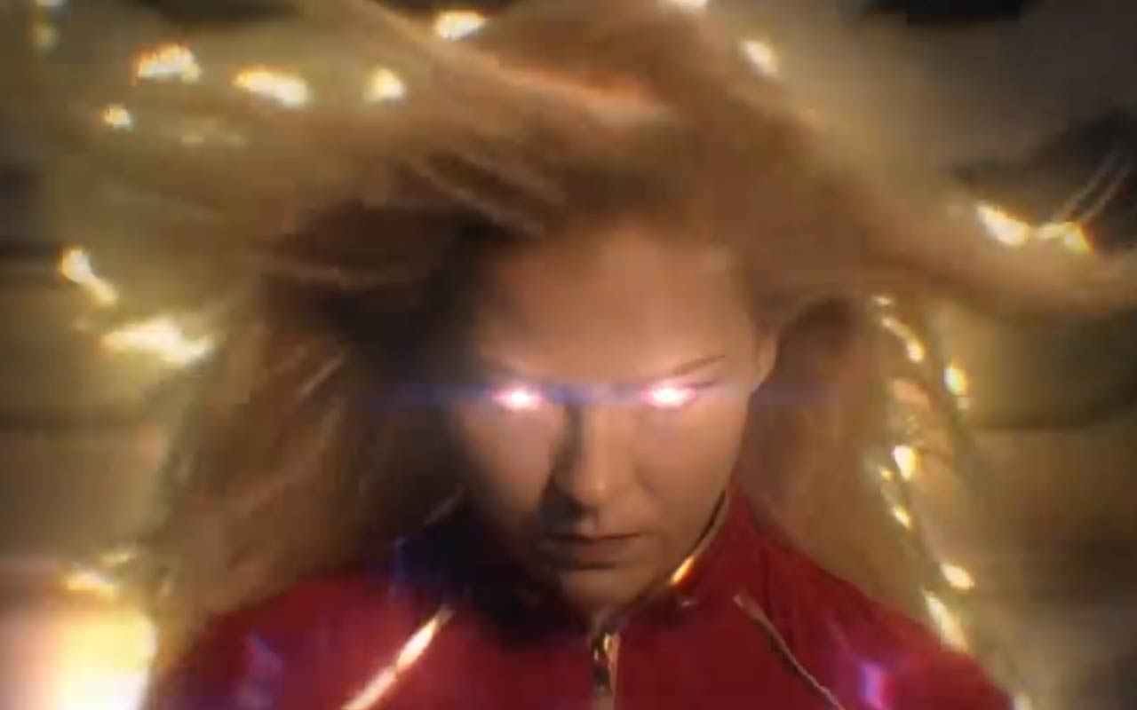 Learn How To Create These Captain Marvel Energy Effects