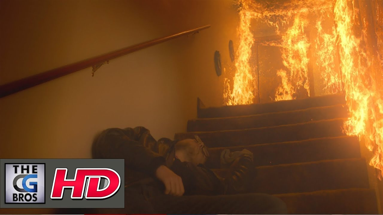 Learn How To Create A Burning House In After Effects