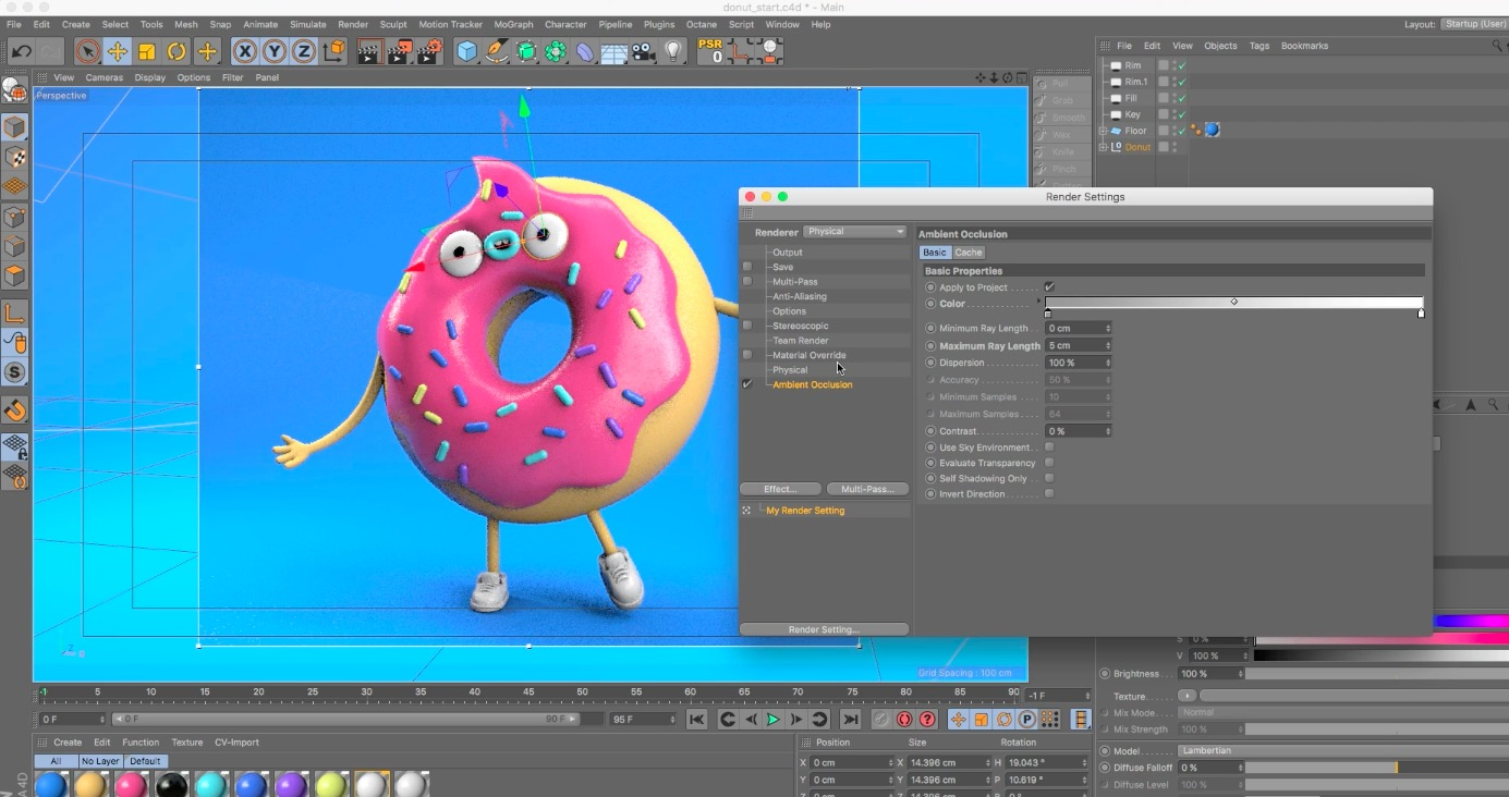 Quiz: How Well Do You Know Cinema 4D? - After Effects Tips and Tricks