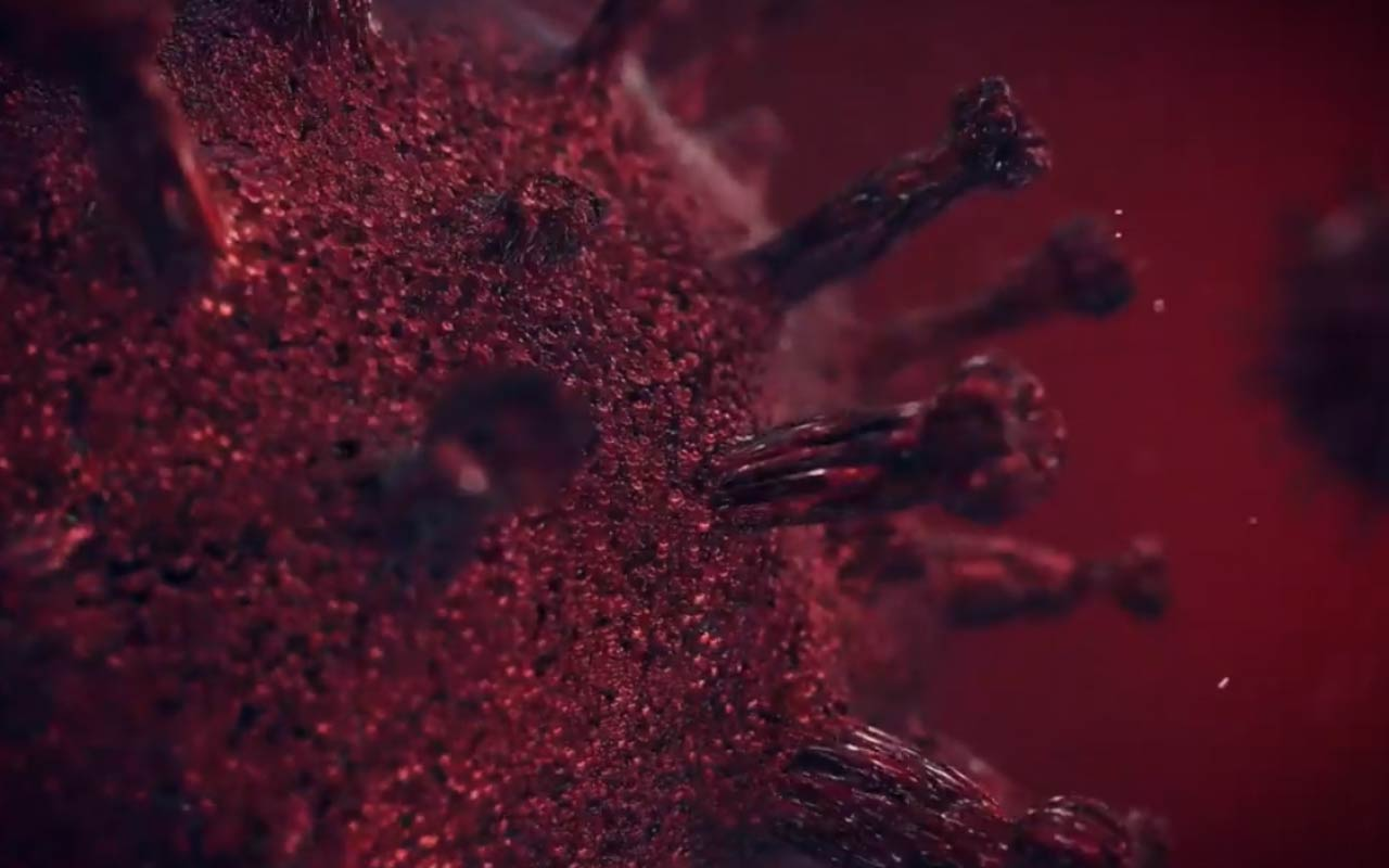 Create A 3D Virus In Element 3D And After Effects