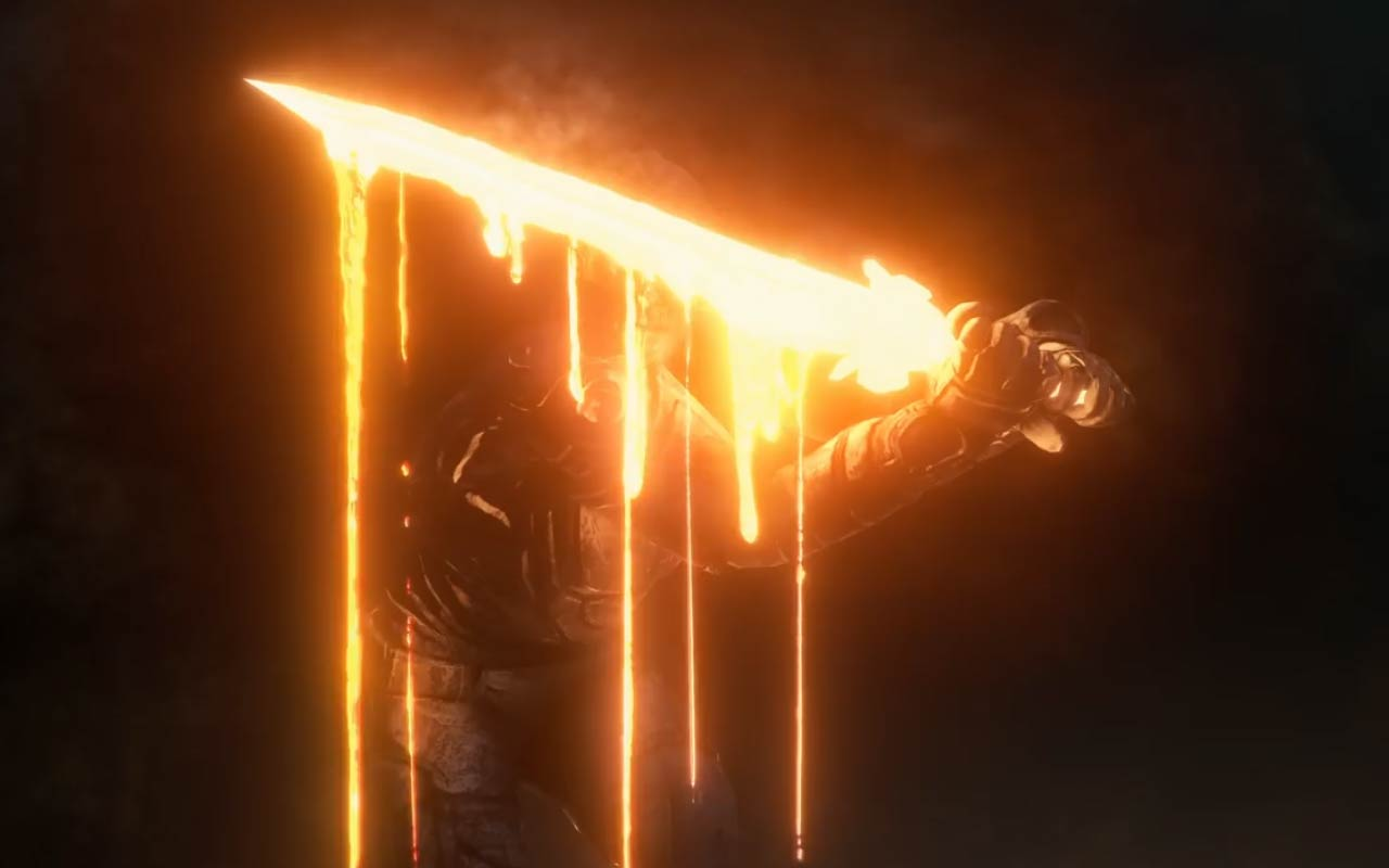 Create This Dripping Lava Effect In After Effects