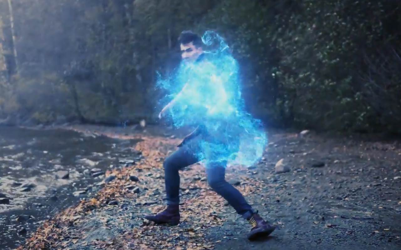 Learn How To Create Harry Potter Spells Using After Effects
