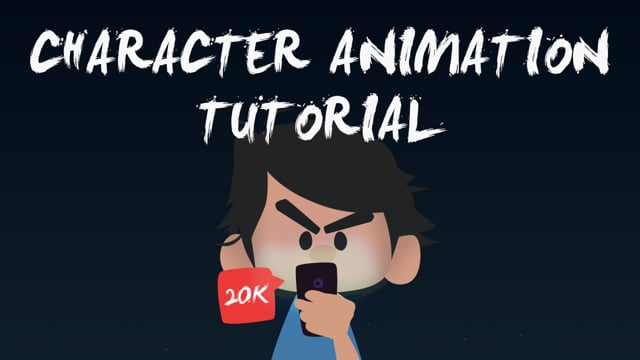 Animate Any Character In After Effects Without Plugins