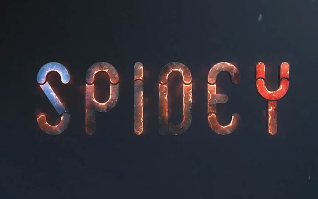 Create Cinematic Spiderman Titles Using Element 3D