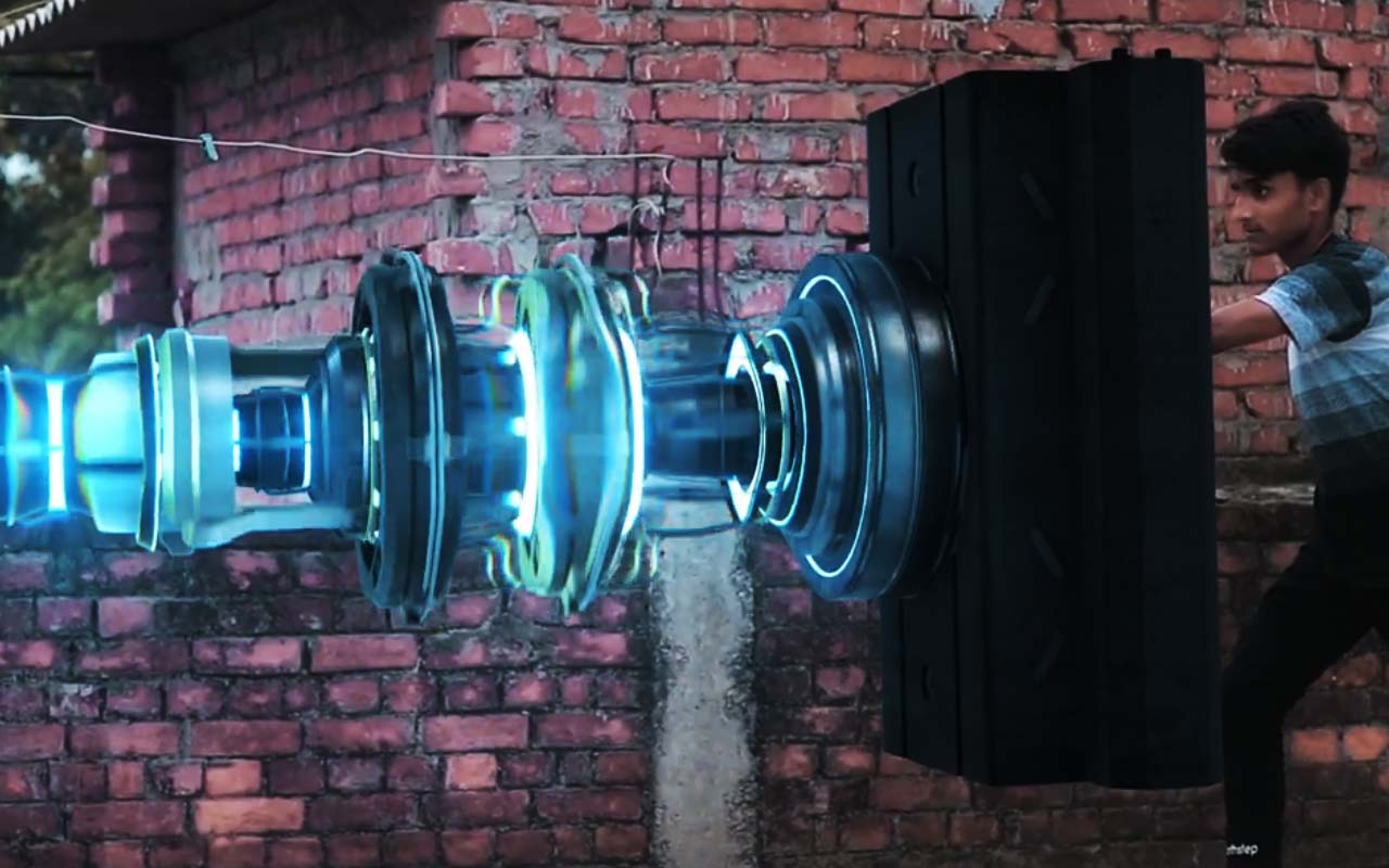 Realistic Super-Hero Power Effects Using After Effects and Element 3D