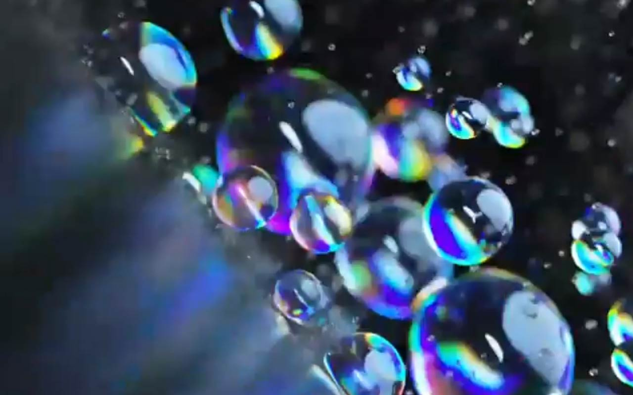 Create These Dynamic Water Droplets In Cinema 4D