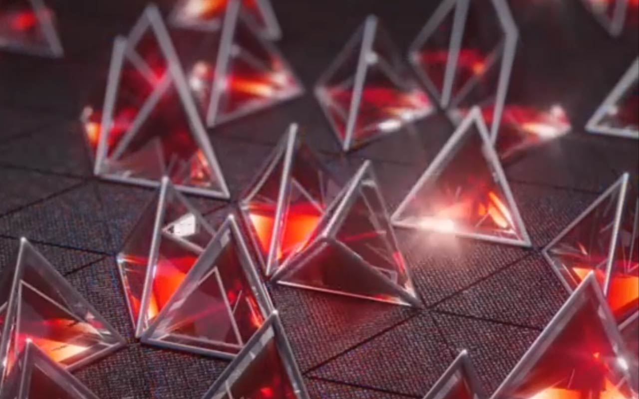 Create These Abstract Dancing Pyramids In Cinema 4D And Octane