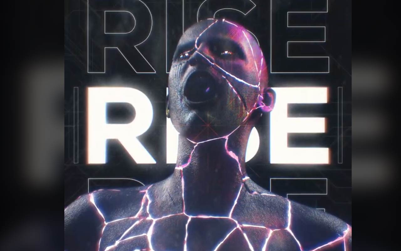 RISE - 3D Scene Breakdown Using Cinema 4D, Octane and After Effects