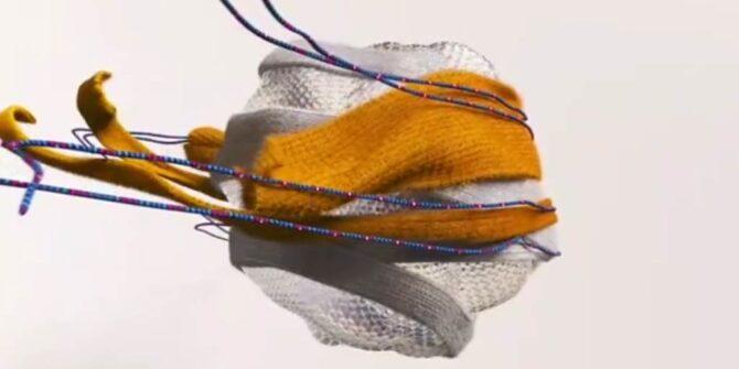 Create This Beautiful Cloth Simulation In Cinema 4D