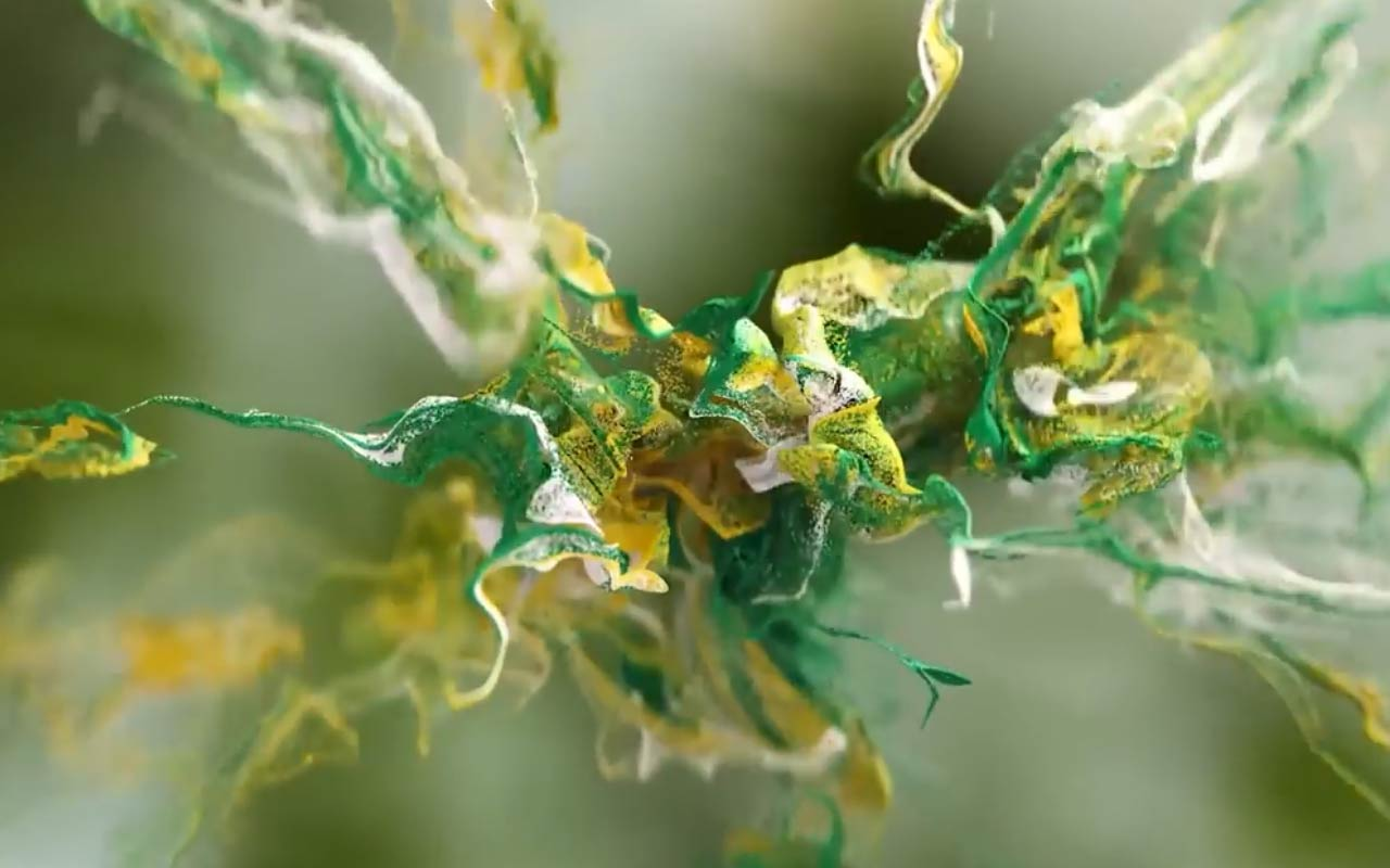 Botanical Repair - 3D Breakdown Using Redshift And Cinema 4D