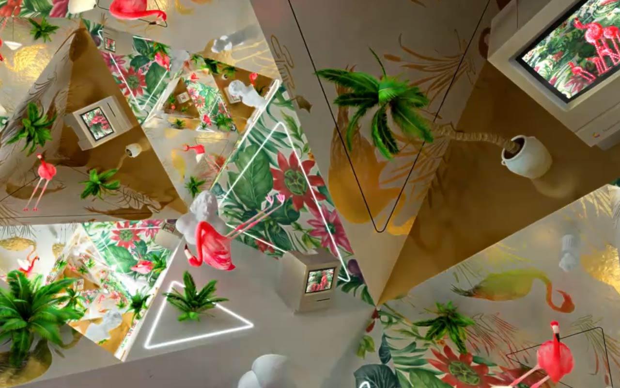 Create Complex Seamless Loops In Cinema 4D