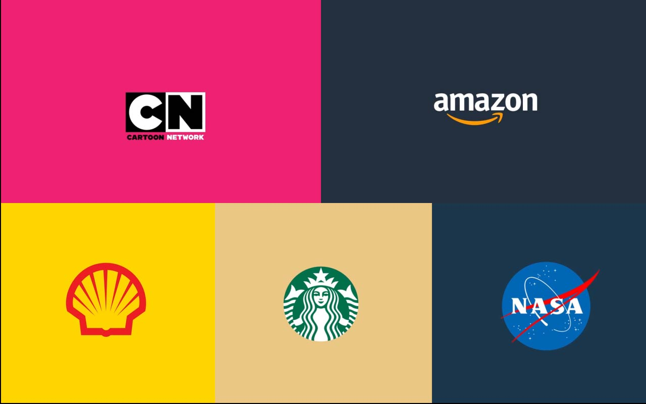 Animate 5 Iconic Logos Using After Effects