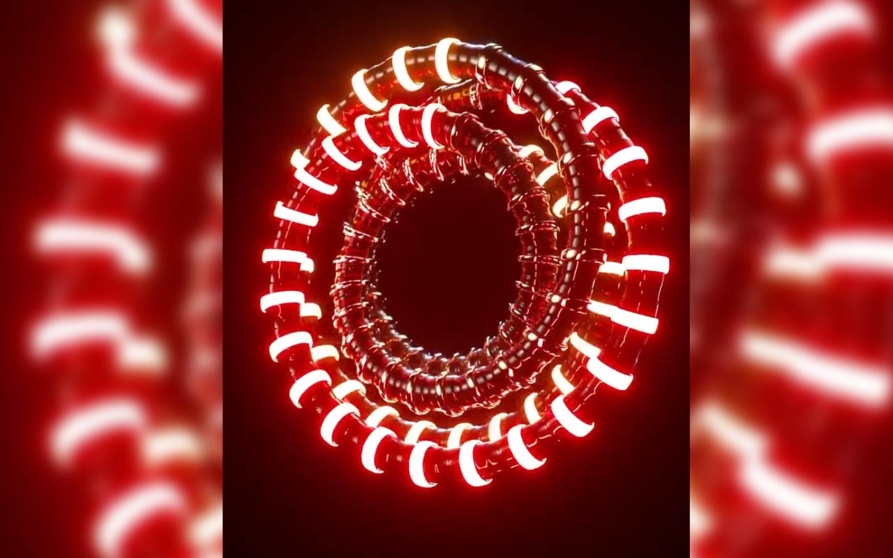 Create This Infinity Loop Animation In Cinema 4D