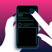 Create This Phone Scroll Animation Using After Effects